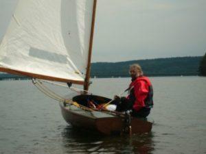 <b>Regatten für Holzboote / Classic-Finns - 2010</b>