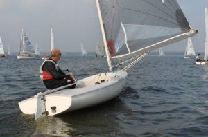 <b>27./28. Sept. 2008 - Int. Kehraus Regatta - Steinhuder Meer</b>