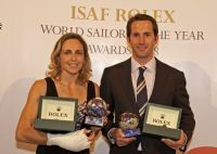 <b>ISAF Rolex World Sailor of the Year Awards 2008</b>