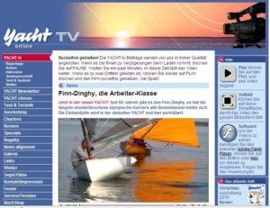 <b>YACHT-TV 2009 - Das Finn Video  ist online !</b>