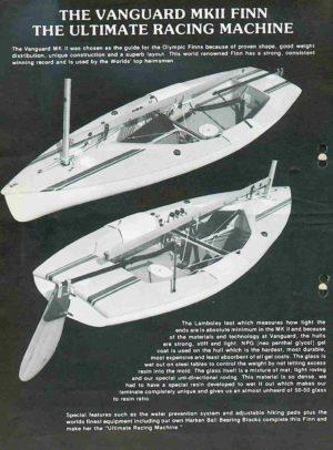 Die Entstehungsgeschichte des Vanguard Finns (1975 … 199x)