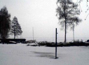 <b>Steinhuder Meer: Saisonstart fiel 2010 in's Wasser / Eis :-)</b>