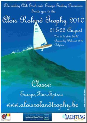 <b>Finn - Alois Roland Trophy - 21/22. August 2010</b>