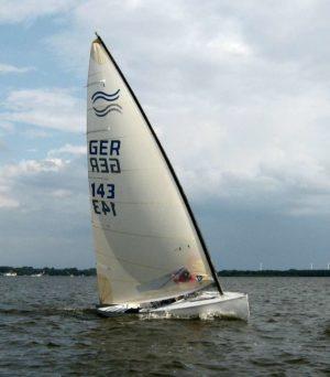 <b>Trimm- und Speedtest - Steinhuder Meer - Mittwoch - 4. August 2010</b>