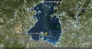 <b>Neue Finnflotte in Sirmione - Gardasee - 2011</b>