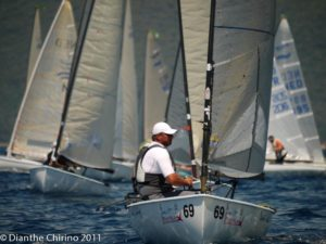<b>Finn World Masters 2011 - day four - Maier takes one point lead</b>
