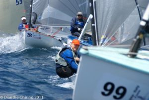 <b>Finn World Masters 2011 - day two - Burrell and Maier keep perfect score</b>