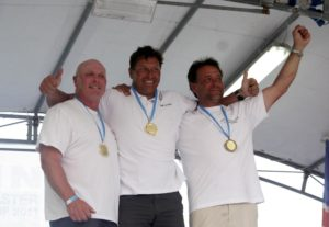 <b>Finn World Masters 2011 day five - clean sweep for Michael Maier</b>