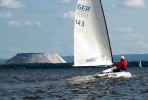 <b>Ein paar Finn-Fotos vom Steinhuder Meer ...</b>