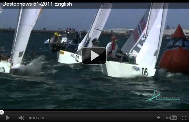 ISAF Worlds – Perth 2011