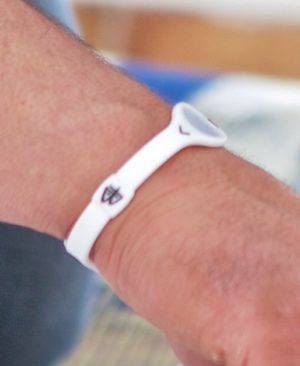 <b>Power Balance Armband - bringt es mehr Power ?</b>