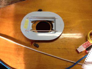 <b>Classic-Finn: Adjustable Mastgate</b>