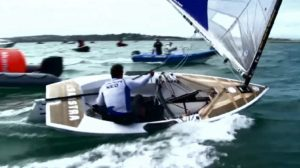 <b>Video: Pieter-Jan Postma brons tijdens Sail 4 Gold</b>