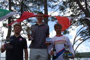 <b>2012 Finn Silver Cup - Day 6</b>