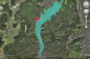 <b>Iserlohner Glasenuhr - Sorpesee -  25.-26.08.2012</b>
