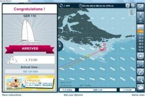<b>Neue virtuelle Regatta: Austral Pursuit - Mit dem Maxi-Tri durch die Roaring Fourties</b>
