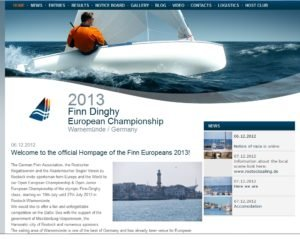 <b>Finn Europeans 19. - 27. July 2013 - Warnemünde</b>
