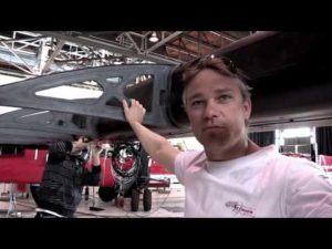 <b>Artemis Racing 2013 - AC72 Update 8</b>