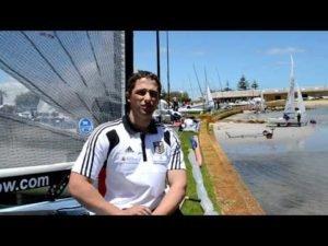 Sport-Oscar-Seglergrüße aus Down Under von Jan Kurfeld