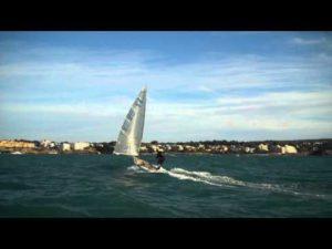 <b>Postma 20kn downwind freestyle</b>