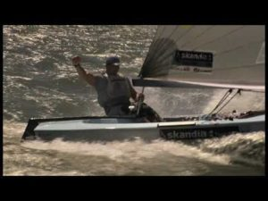 <b>Video - 'Sailing at its best' by the Finn class</b>