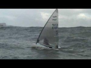 <b>Big Waves in Santander</b>