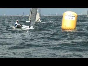 <b>Finn-Goldcup - Race 6</b>