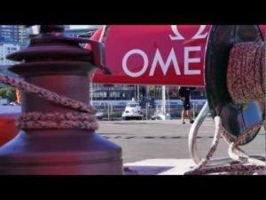 <b>Fluegellahm - Team NZ damage wingsail in dramatic incident 2013</b>