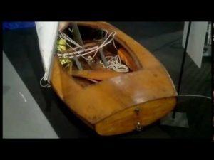 <b>World's first FInnjolle (The Finn dinghy)</b>