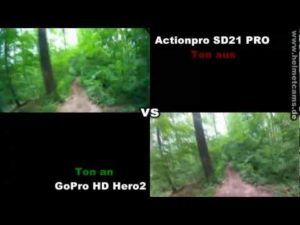 <b>ActionPro - Alternative zur GoPro ?</b>