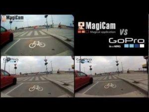 <b>Vergleichstest:  PNJ Cam AEE SD21 / GoPro Hero 2 / GoPro 3 Silver </b>