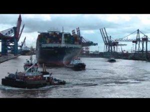 <b>Best of.... Schiffe im Hamburger Hafen 2012 </b>