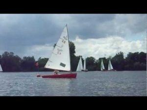 <b>Segelreporter Carsten Kemmling im Finn bei den DSC Classics</b>