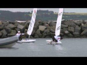 <b>Laser Inport Race - Laser Worlds 2012 - Boltenhagen</b>
