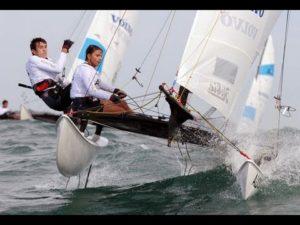 <b>Sailing World Cup Hyeres 2013, April 20-27 2013</b>