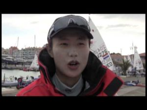 <b>Regatta - 2013 - Lijia Xu And Marit Bouwmeester Return To ISAF Sailing World Cup Action In Hyeres</b>