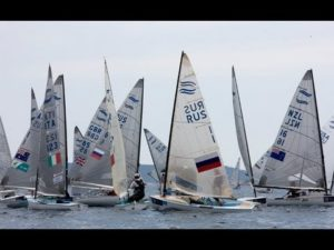 <b>Regatta 2013 - Andrew Mills Finishes World Cup Hyeres With A Flourish</b>