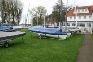 <b>55. Schaumburg-Lippisches Nesselblatt der Finns - 26-28.4. 2013 - Tag 2 u. 3</b>