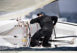 <b>Regatta Hyeres 2013 - Scott and Mills extend as fleet prepare for medal races</b>