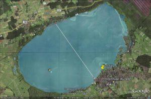 <b>Dem Steinhuder Meer geht das Wasser aus ..</b>