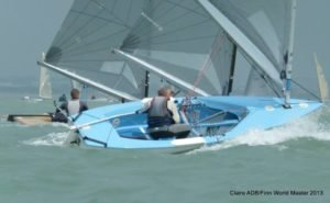 <b>Finn Masters - La Rochelle - 21.5.2013 - 2. Tag</b>
