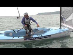 <b>Sail for Gold Regatta 2013 - Day 2 - Lijia Xu Mark Andrews Nicholas Heiner Sam Meech Ben Saxton</b>