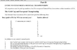 <b>Finn - Ausscheidungsregatten für die Europameisterschaft und Weltmeisterschaft ?</b>