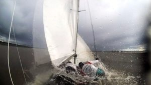 <b>Capsizing with the Flying Dutchman - minimizing faults with the help of a MINOX video cam </b>