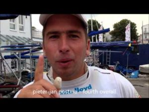 <b>Finn - European Championship 2013  - Day 5</b>