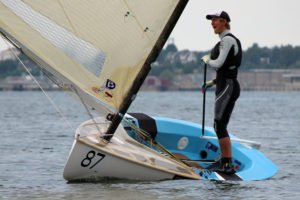 Finn-Regatta – Second day of no racing at Finn Gold Cup as wind deserts Tallinn