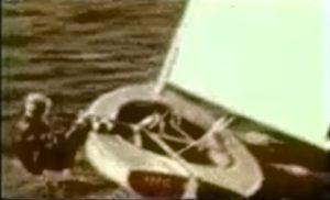 <b>Hängen - aber richtig !  - Finn Gold Cup Karlstadt 1957</b>