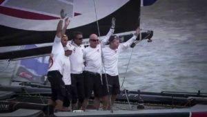 <b>Ainslie 9 mal Letzter (29 Wettfahrten) - Extreme Sailing Series</b>