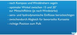 <b>Finn - Kreuzen vor dem Wind ?  - 3 STG-Videos</b>