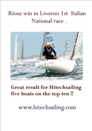 <b>Hitechsailing - five boats on the top ten - 2014</b>